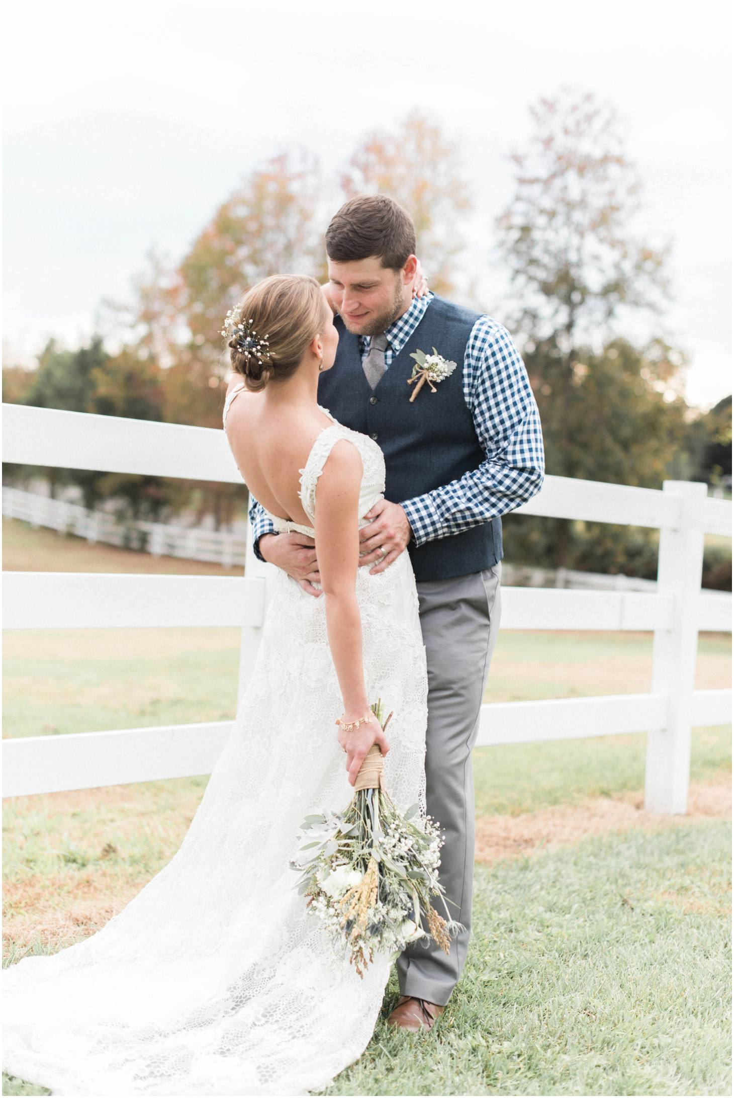 ab71ed064ce5 Kim Stockwell Photography Carroll Fall Neutral Wedding Amber Grove 0414 ...