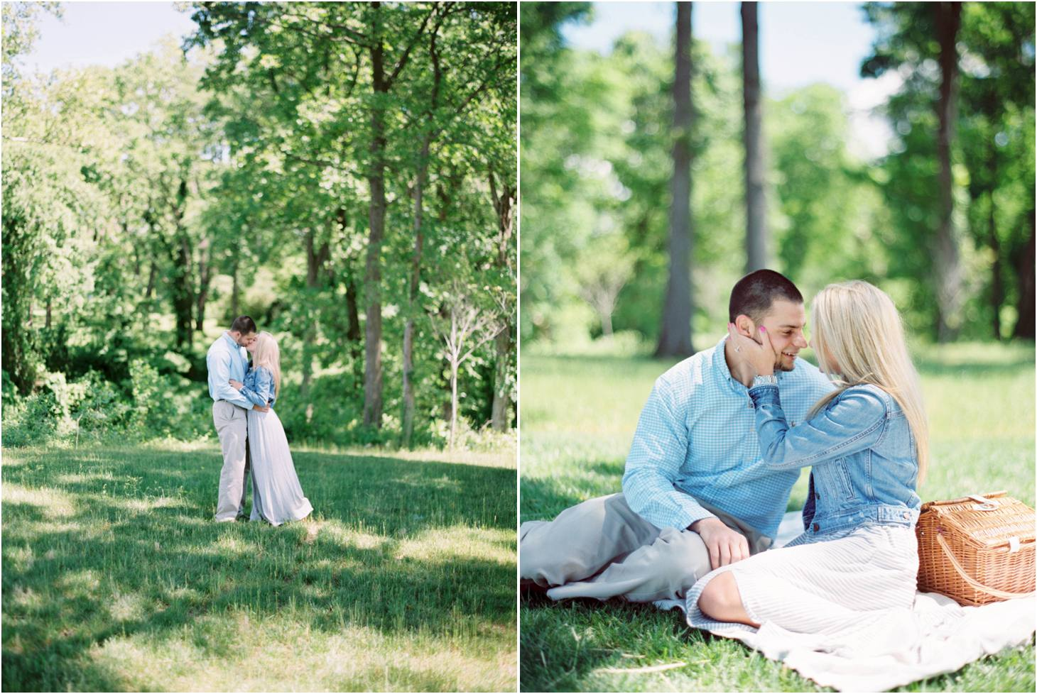 Kim Stockwell Photography Fine Art Film Richmond Virginia Engagement Upper Shirley_0604