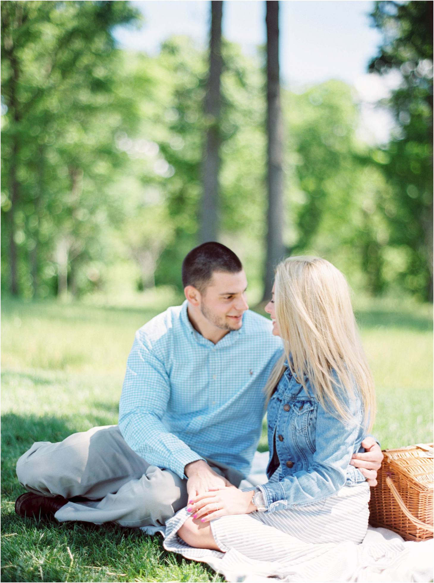 Kim Stockwell Photography Fine Art Film Richmond Virginia Engagement Upper Shirley_0606