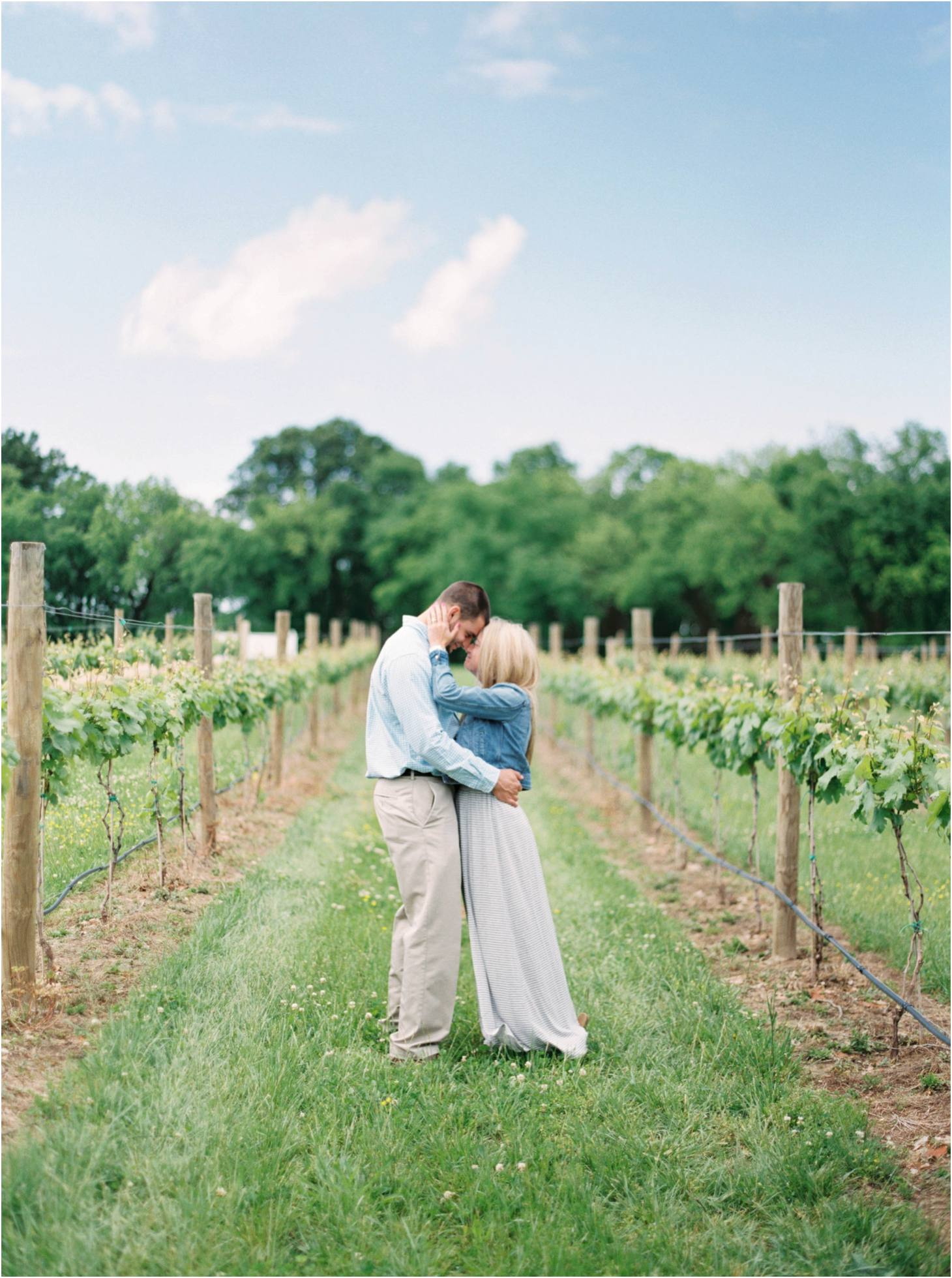 Kim Stockwell Photography Fine Art Film Richmond Virginia Engagement Upper Shirley_0608