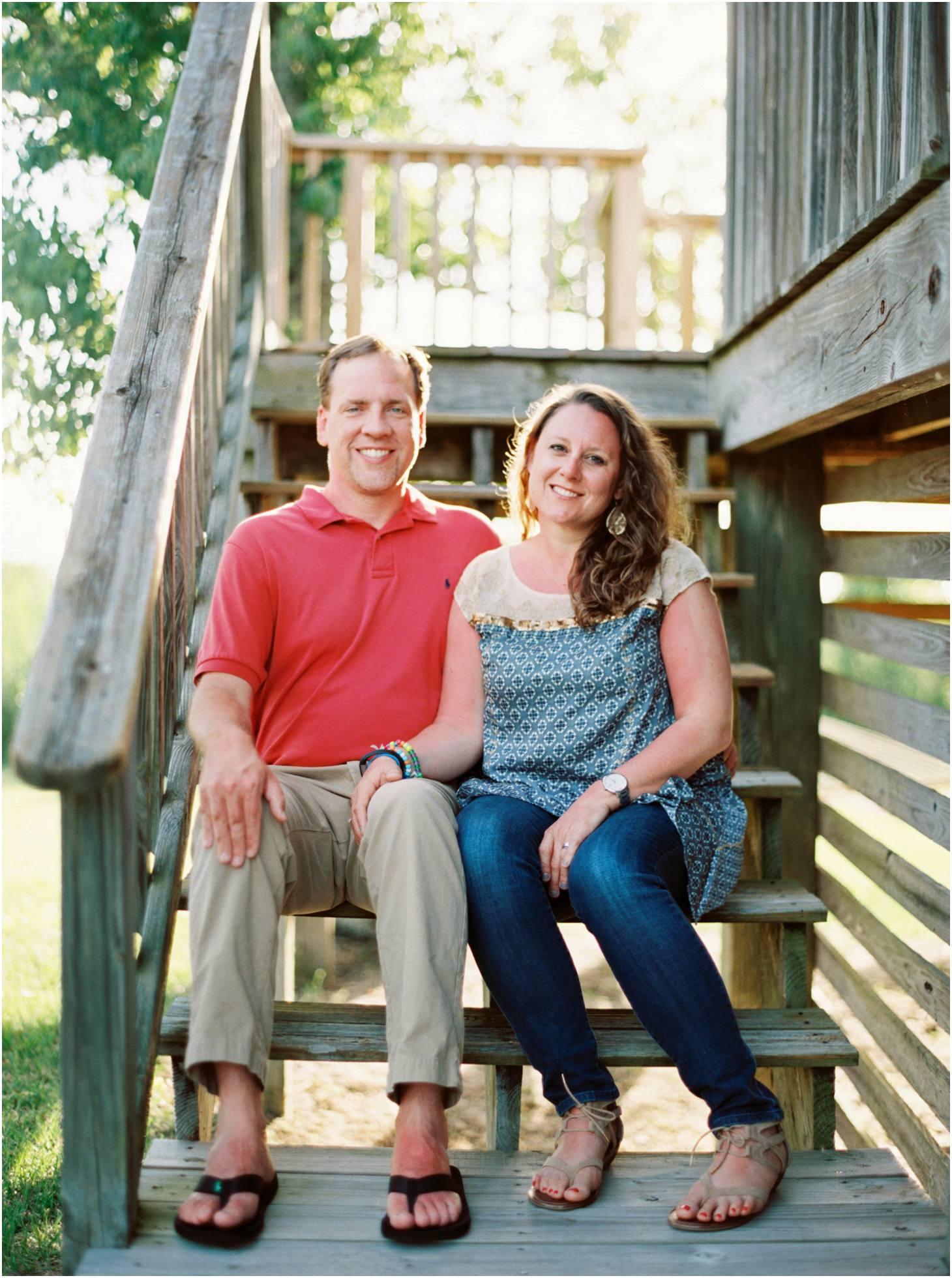 Kim Stockwell Photography Fine Art Film Wedding Photographer Richmond Virginia Duck North Carolina_0618