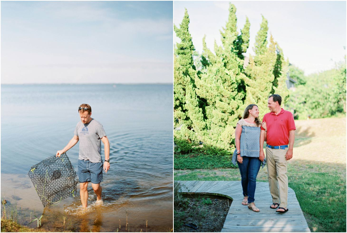 Kim Stockwell Photography Fine Art Film Wedding Photographer Richmond Virginia Duck North Carolina_0619
