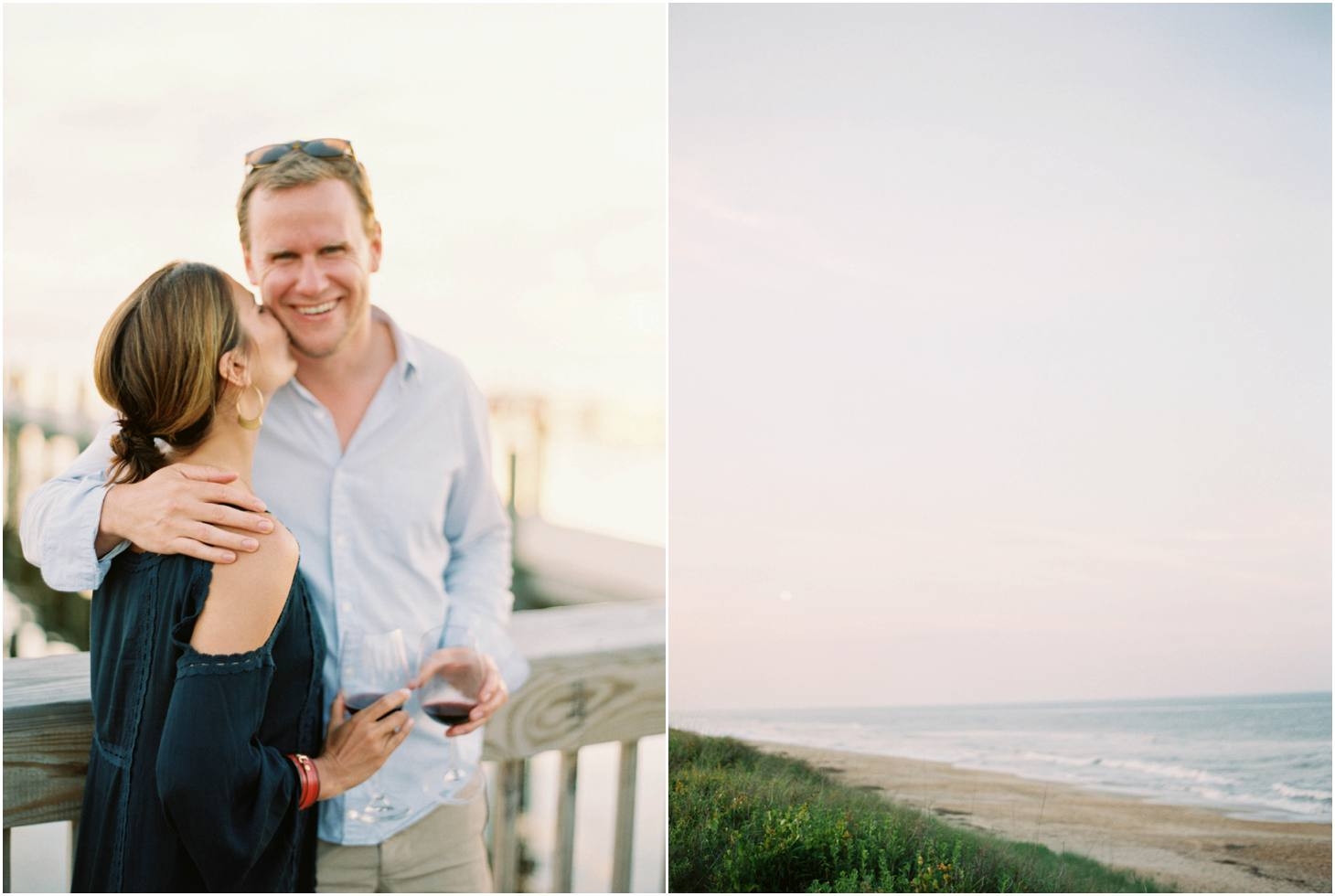 Kim Stockwell Photography Fine Art Film Wedding Photographer Richmond Virginia Duck North Carolina_0637