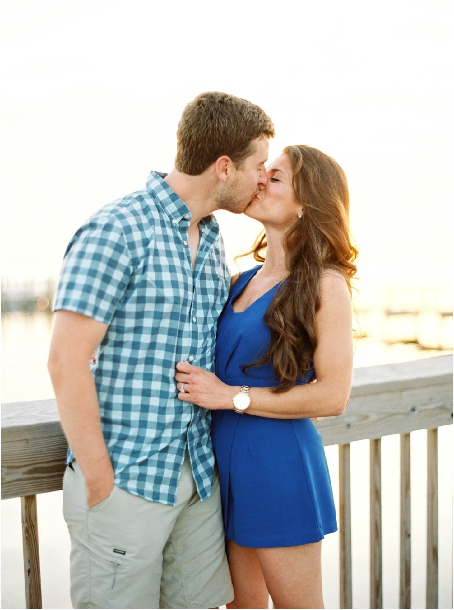 Kim Stockwell Photography Fine Art Film Wedding Photographer Richmond Virginia Duck North Carolina_0642
