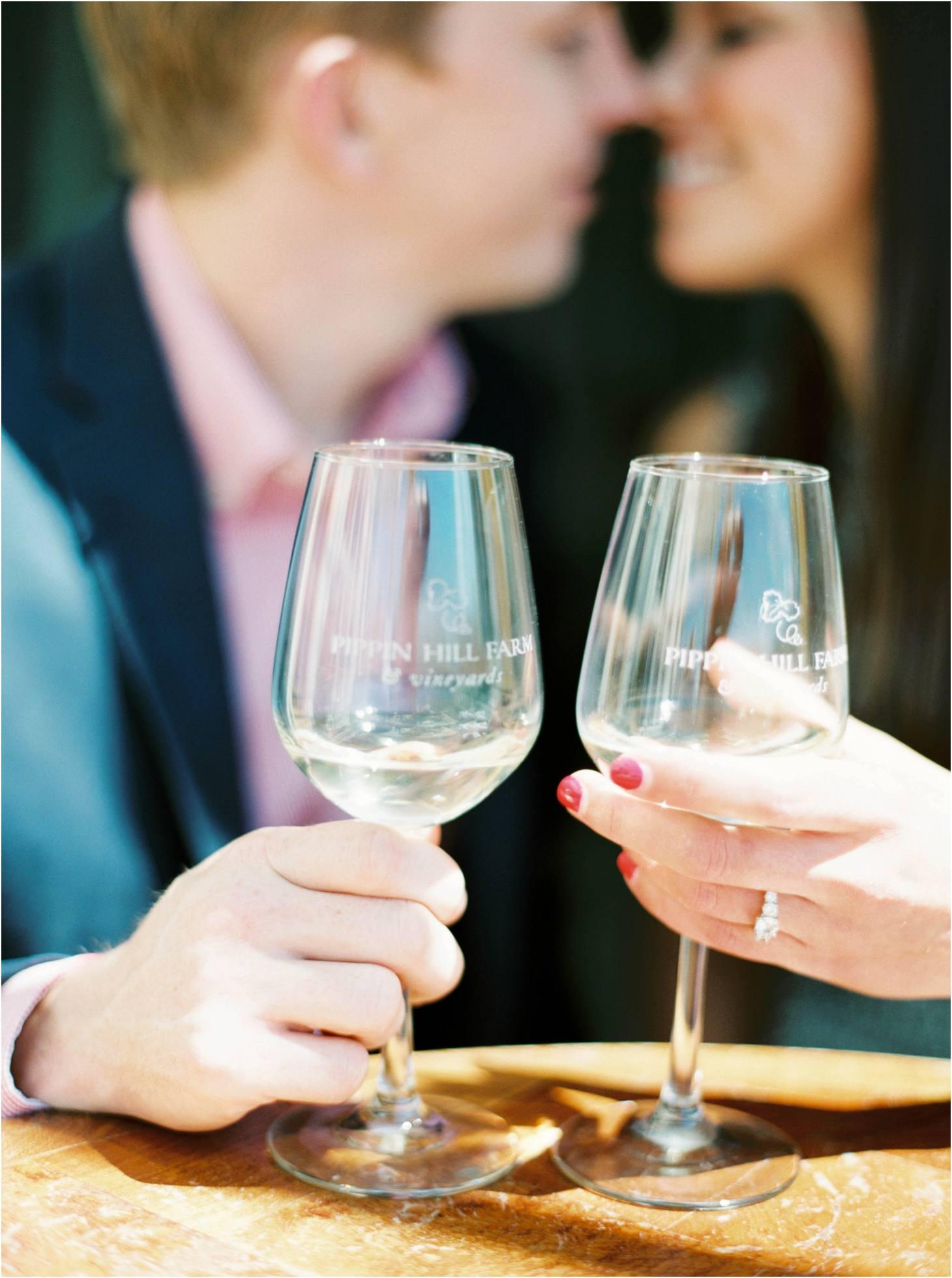 Kim Stockwell Photography Fine Art Film Wedding Richmond Virginia Pippin Hill Winery Charlottesville Va_0693