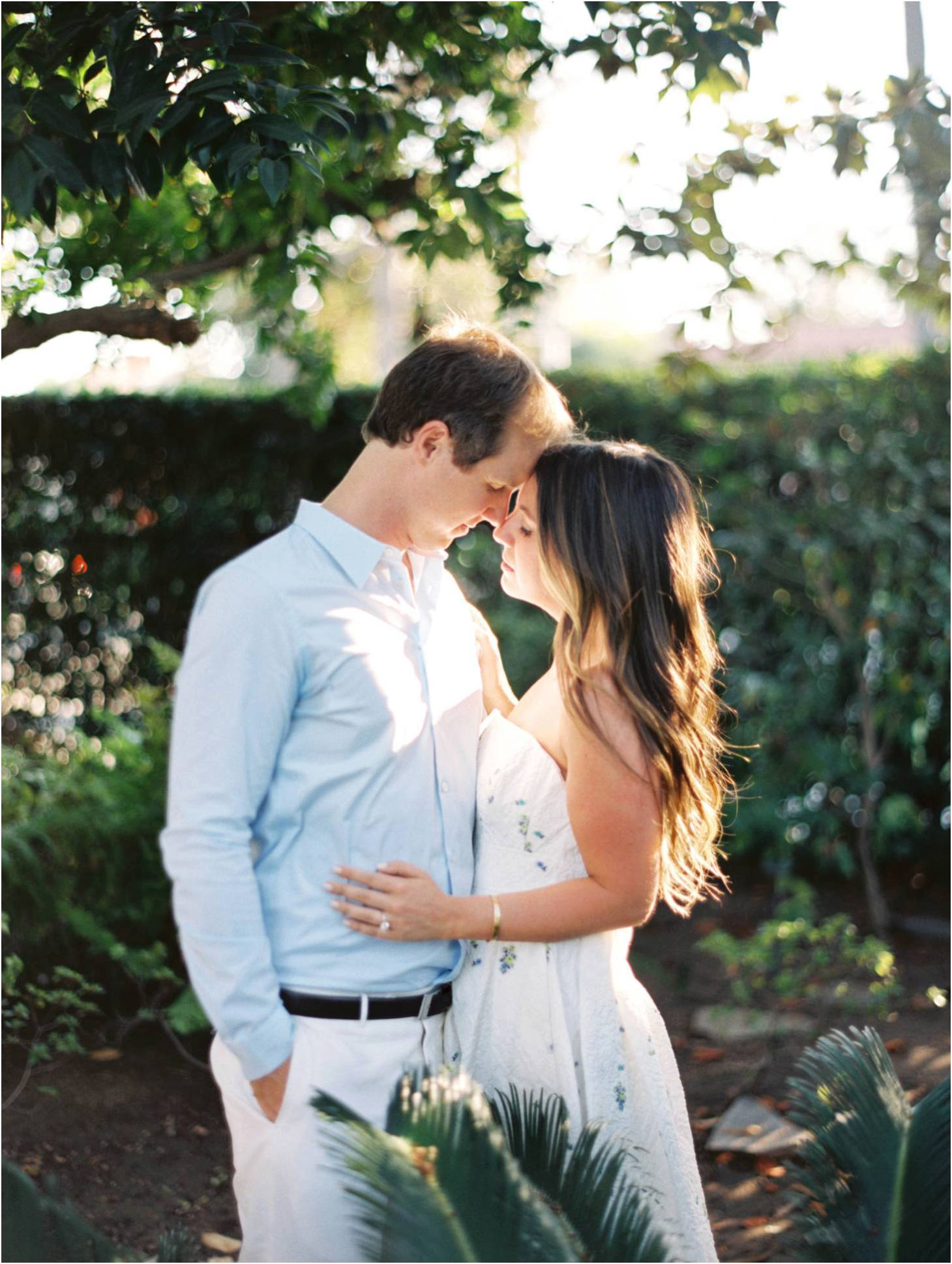 Kim Stockwell Photography Fine Art Film Wedding Los Angeles Valley Hunt Club Engagements Andrea and Brian_0759